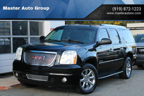 2011 GMC Yukon XL for sale at Master Auto Group in Raleigh NC