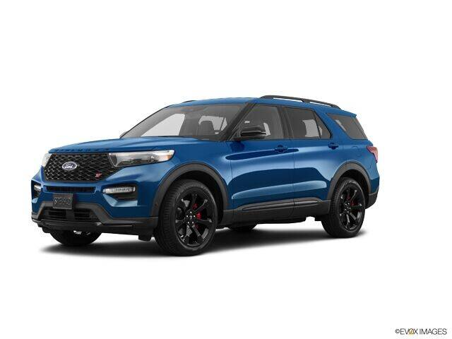 2021 Ford Explorer for sale at FOWLERVILLE FORD in Fowlerville MI