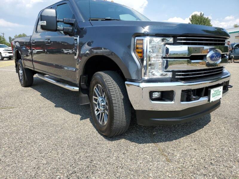 2019 Ford F-350 Super Duty for sale at HIGH COUNTRY MOTORS in Granby CO