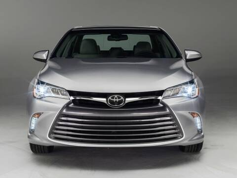 2015 Toyota Camry for sale at Sam Leman Mazda in Bloomington IL