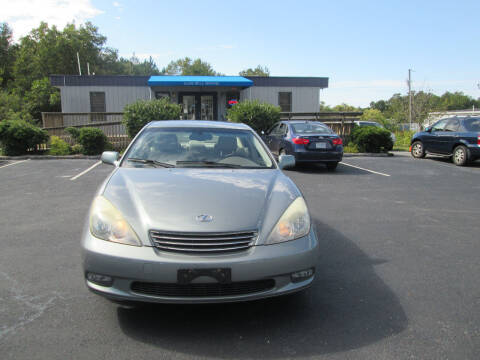 2003 Lexus ES 300 for sale at Olde Mill Motors in Angier NC