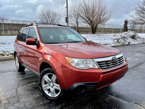 2010 Subaru Forester for sale at EMH Motors in Rolling Meadows IL