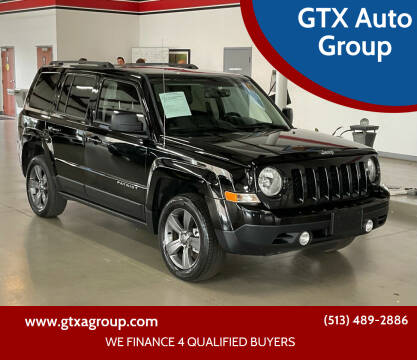 2015 Jeep Patriot for sale at GTX Auto Group in West Chester OH