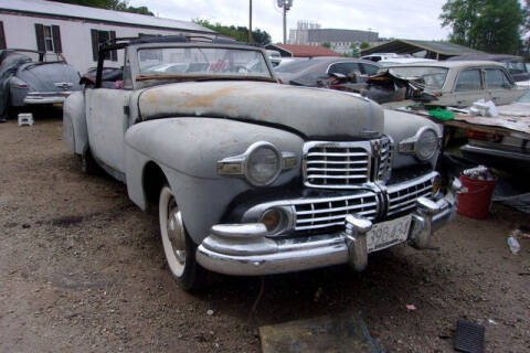 1946 Lincoln V12 Continental for sale at Classic Cars of South Carolina in Gray Court SC