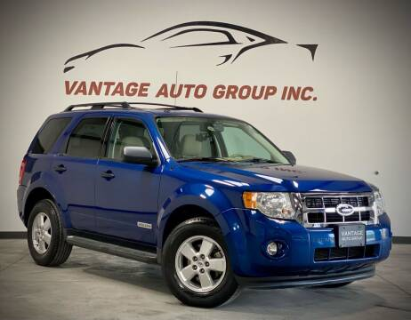 2008 Ford Escape for sale at Vantage Auto Group Inc in Fresno CA