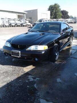 1998 Ford Mustang SVT Cobra for sale at 2 Way Auto Sales in Spokane Valley WA