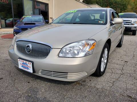2009 Buick Lucerne for sale at Auto Wholesalers Of Hooksett in Hooksett NH