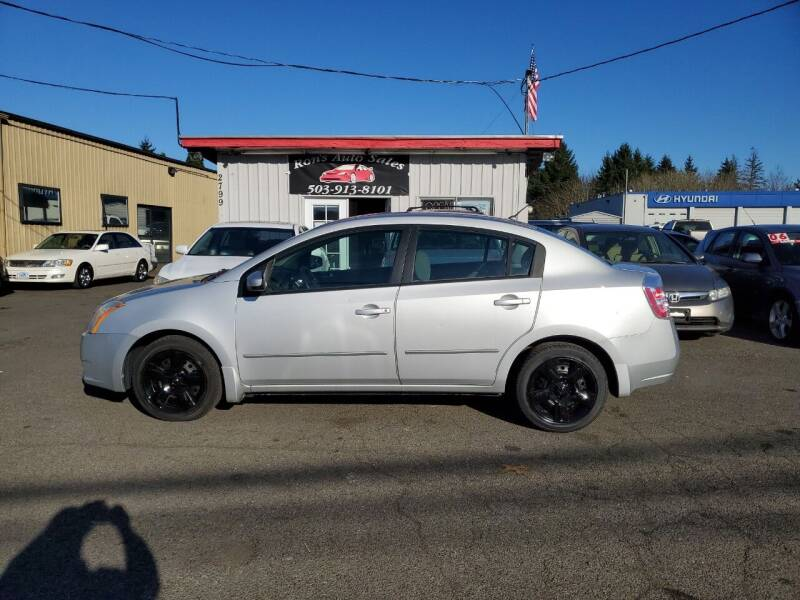 2008 Nissan Sentra for sale at Ron's Auto Sales in Hillsboro OR