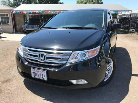 2013 Honda Odyssey for sale at Vtek Motorsports in El Cajon CA