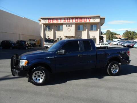2011 Ford F-150 for sale at Best Auto Buy in Las Vegas NV