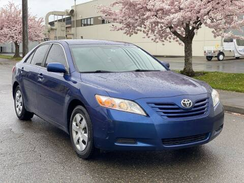 2009 Toyota Camry for sale at Washington Auto Sales in Tacoma WA