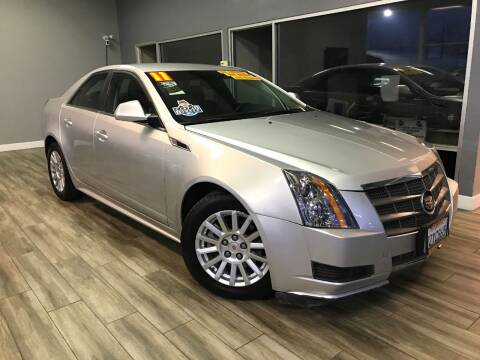 2011 Cadillac CTS for sale at Golden State Auto Inc. in Rancho Cordova CA