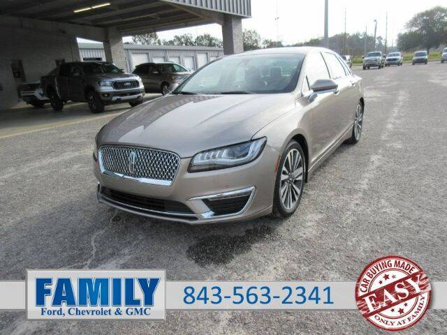 2019 Lincoln MKZ for sale in Saint George, SC