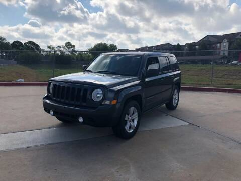 2015 Jeep Patriot for sale at ALL STAR MOTORS INC in Houston TX