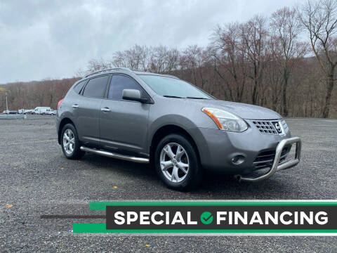 2010 Nissan Rogue for sale at QUALITY AUTOS in Newfoundland NJ
