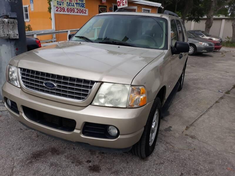 2005 Ford Explorer for sale at U-Safe Auto Sales in Deland FL