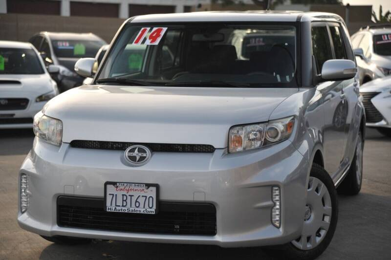 2014 Scion xB for sale at Hi Auto Sales in Westminster CA