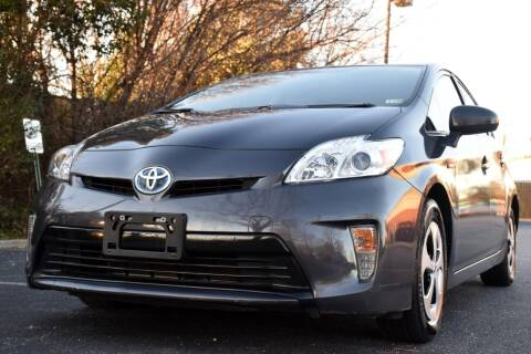 2012 Toyota Prius for sale at Wheel Deal Auto Sales LLC in Norfolk VA