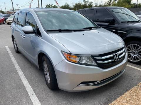 2014 Honda Odyssey for sale at Auto Solutions in Warr Acres OK