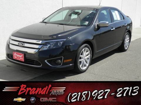 2012 Ford Fusion for sale at Brandl GM in Aitkin MN