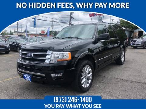 2017 Ford Expedition EL for sale at Route 46 Auto Sales Inc in Lodi NJ