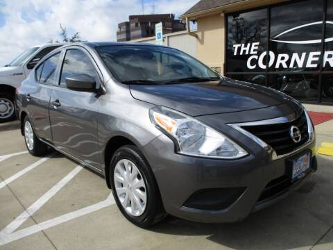 2016 Nissan Versa for sale at Cornerlot.net in Bryan TX