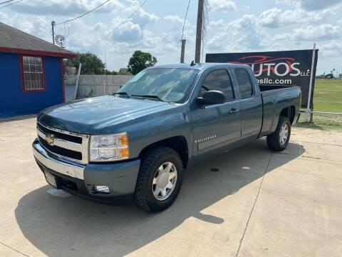 2008 Chevrolet Silverado 1500 for sale at MC Autos LLC in Pharr TX