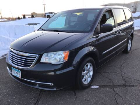2012 Chrysler Town and Country for sale at Sparkle Auto Sales in Maplewood MN