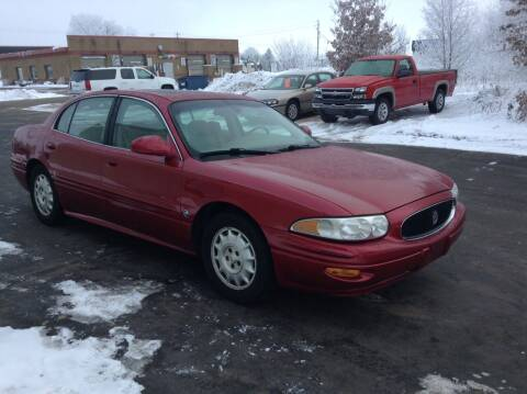 2004 Buick LeSabre for sale at Bruns & Sons Auto in Plover WI
