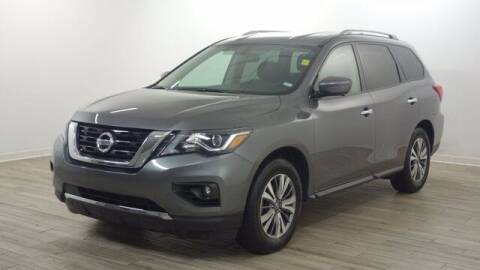 2020 Nissan Pathfinder for sale at TRAVERS GMT AUTO SALES - Traver GMT Auto Sales West in O Fallon MO