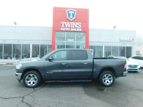 2019 RAM Ram Pickup 1500 for sale at Twins Auto Sales Inc Redford 1 in Redford MI