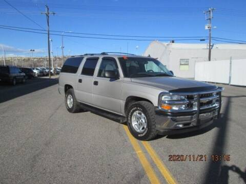 2006 Chevrolet Suburban for sale at Auto Acres in Billings MT