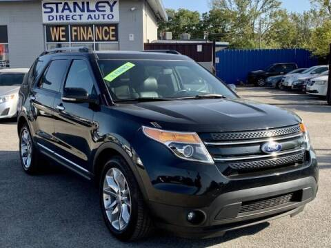 2014 Ford Explorer for sale at Stanley Automotive Finance Enterprise - STANLEY DIRECT AUTO in Mesquite TX