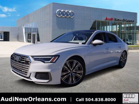 2019 Audi A6 for sale at Metairie Preowned Superstore in Metairie LA