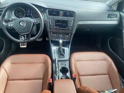 2017 Volkswagen Golf Alltrack for sale at Worthington Air Automotive Inc in Williamsburg MA