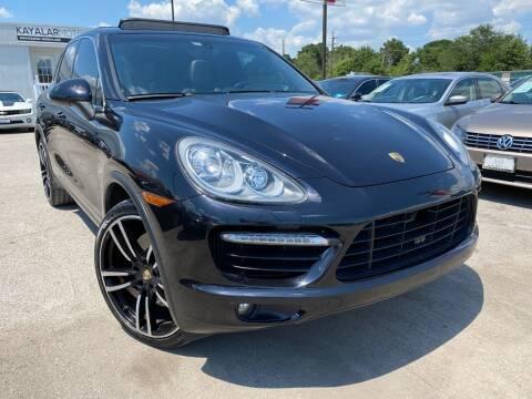2011 Porsche Cayenne for sale at KAYALAR MOTORS in Houston TX