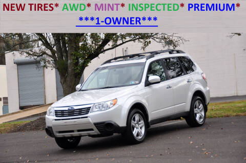 2010 Subaru Forester for sale at T CAR CARE INC in Philadelphia PA