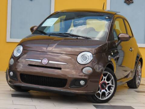 2013 FIAT 500 for sale at Paradise Motor Sports LLC in Lexington KY
