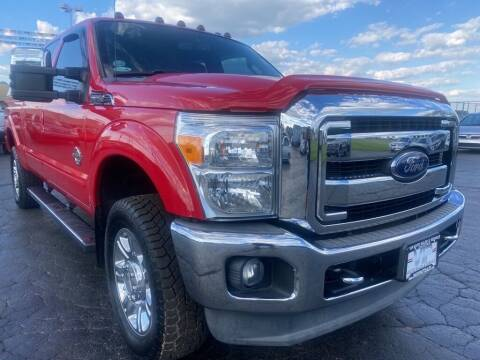 2014 Ford F-250 Super Duty for sale at VIP Auto Sales & Service in Franklin OH