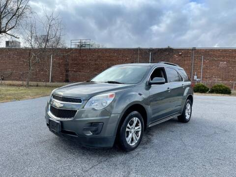 2013 Chevrolet Equinox for sale at RoadLink Auto Sales in Greensboro NC