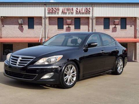 2012 Hyundai Genesis for sale at Best Auto Sales LLC in Auburn AL
