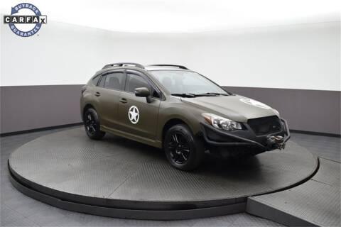 2016 Subaru Impreza for sale at M & I Imports in Highland Park IL