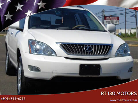 2008 Lexus RX 350 for sale at RT 130 Motors in Burlington NJ