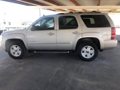 2008 Chevrolet Tahoe for sale at Kann Enterprises Inc. in Lovington NM
