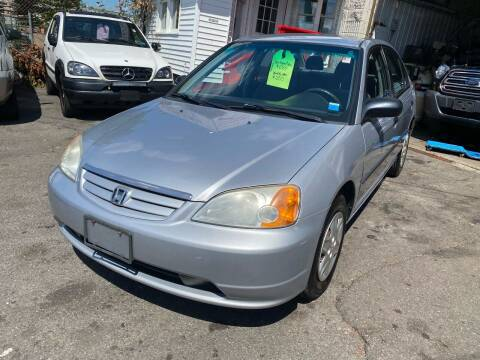 2003 Honda Civic for sale at White River Auto Sales in New Rochelle NY