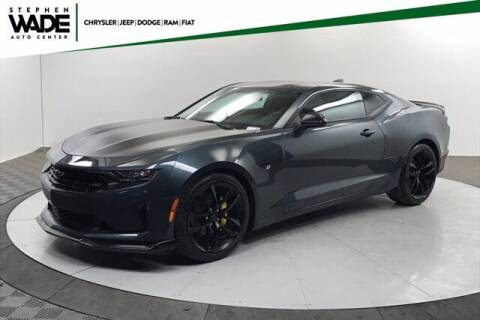 2020 Chevrolet Camaro for sale at Stephen Wade Pre-Owned Supercenter in Saint George UT