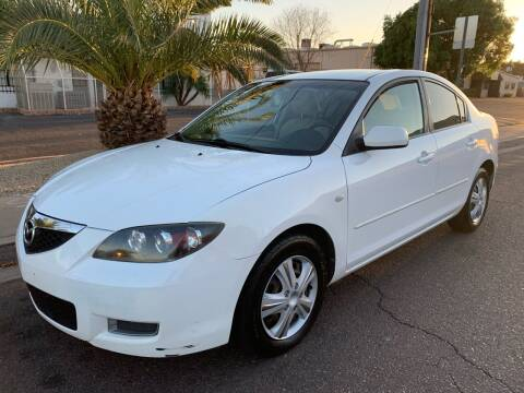 2007 Mazda MAZDA3 for sale at Premier Motors AZ in Phoenix AZ