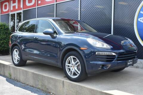 2013 Porsche Cayenne for sale at Alfa Romeo & Fiat of Strongsville in Strongsville OH