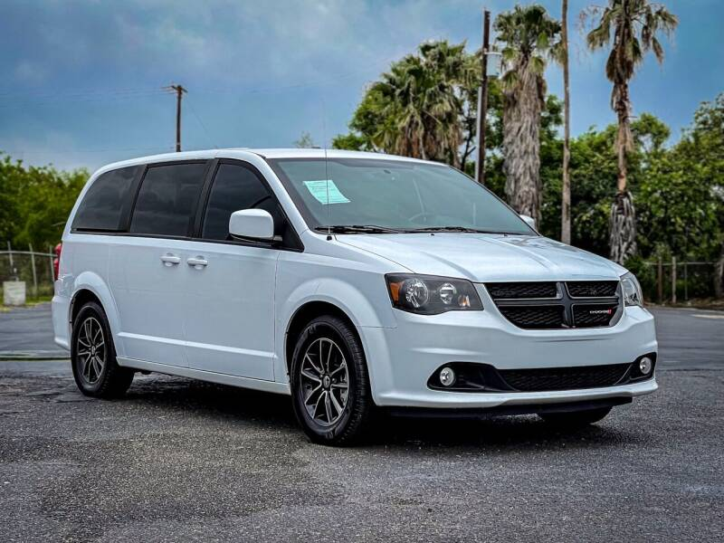 2018 Dodge Grand Caravan for sale at Jerrys Auto Sales in San Benito TX
