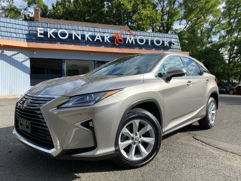 2017 Lexus RX 350 for sale at Ekonkar Motors in Scotch Plains NJ